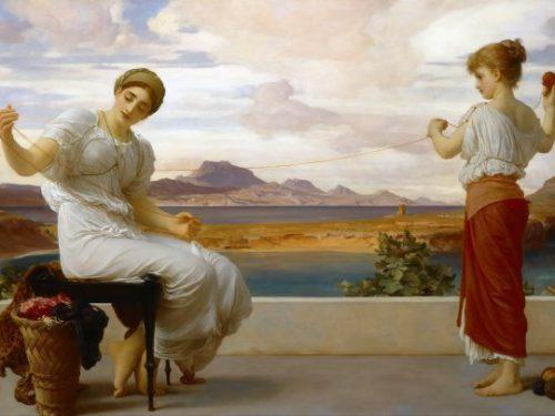Lezioni di greco antico: l'aoristo forte (o 2°) attivo e medio