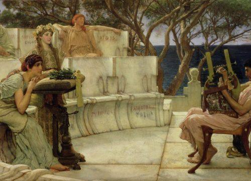 Lezioni di greco antico: l'aoristo atematico (o 3° o fortissimo o radicale)